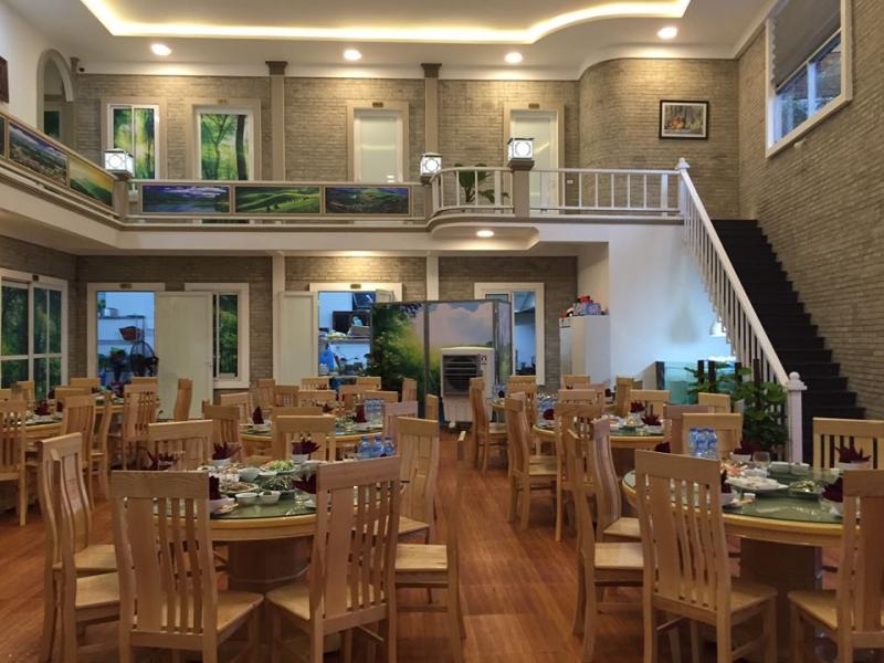 Nhà hàng Song Hỷ Điện Biên