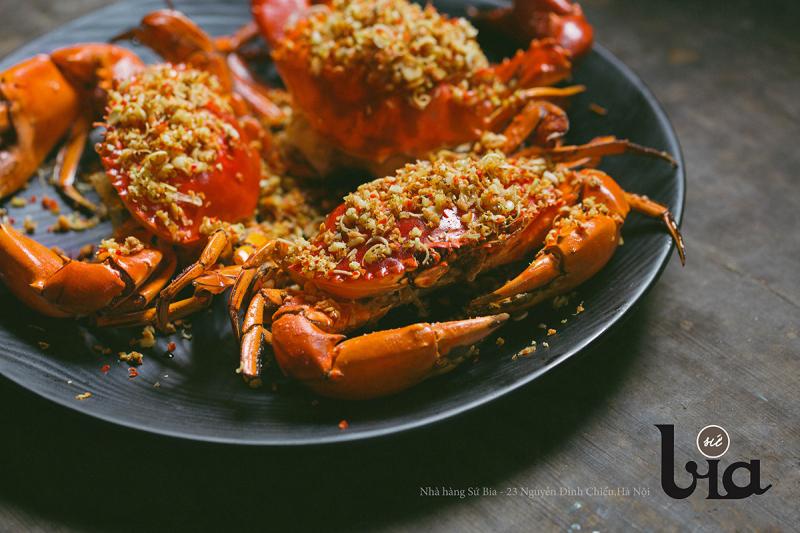 Nhà hàng Sứ Bia - Nguyễn Đình Chiểu