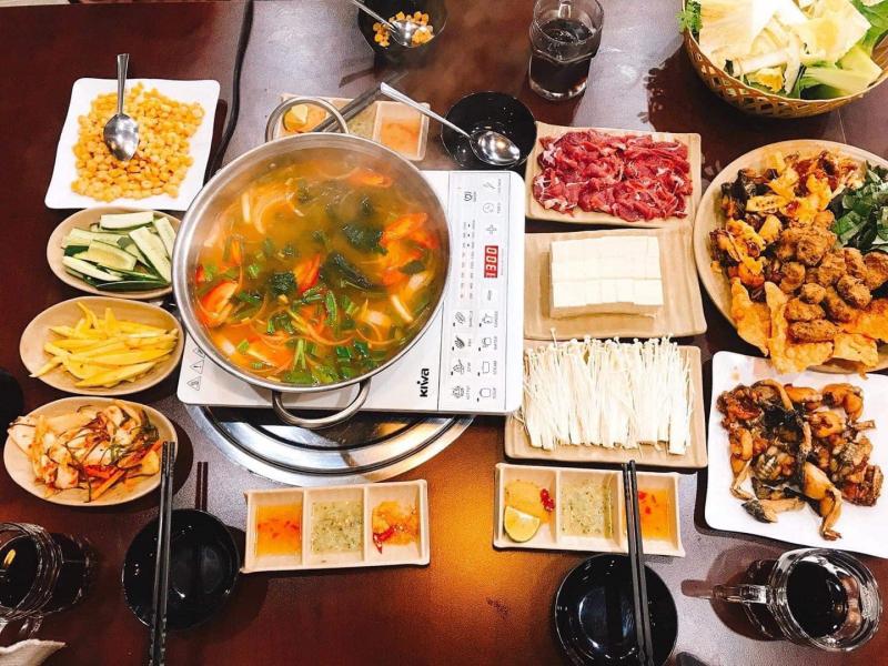 Nhà hàng SUMO Chef