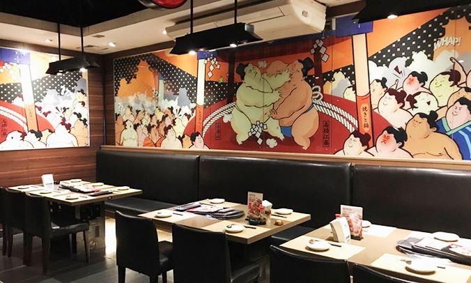SumoBBQ Restaurant - Quan Su