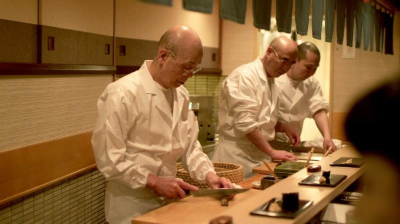 Nhà hàng Sushi băng chuyền