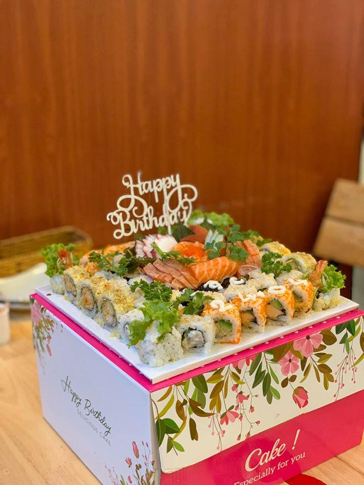 Nhà hàng Sushi & Maki