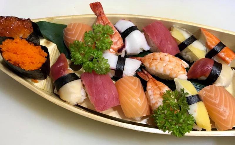Nhà hàng Sushi Yuki