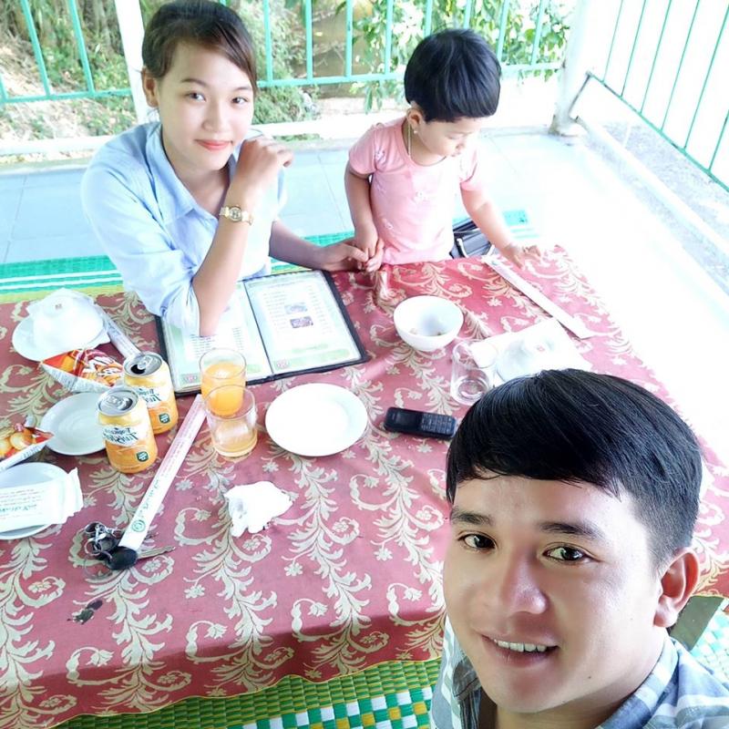 Nhà hàng câu cá Thư giản Tân Điểm hẹn Xanh