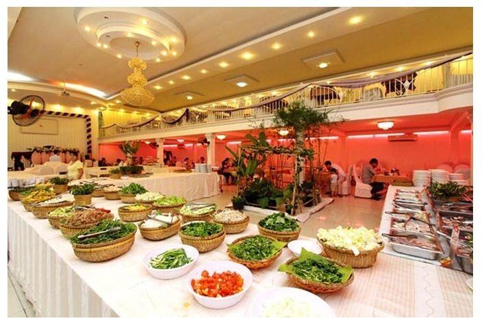 Tân Hoa Cau là một nhà hàng buffet được nhiều thực khách ưa thích ở quận 7
