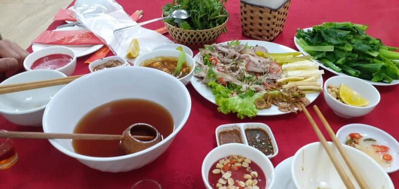 Nhà hàng Tây Bắc Haisoma chi nhánh tại Bắc Ninh