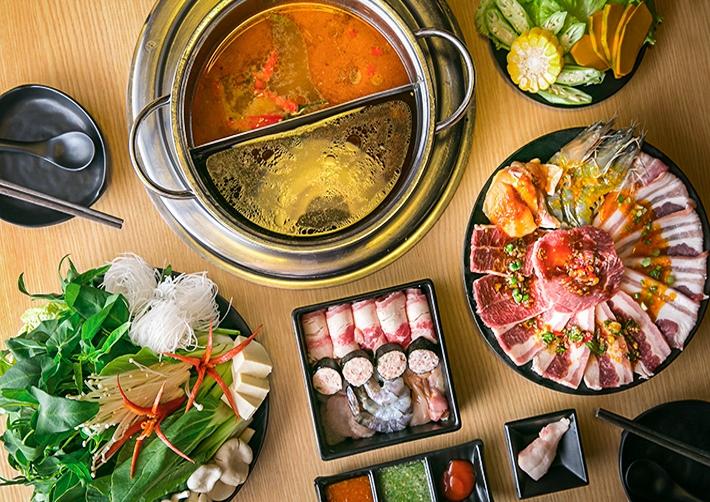 Thái BBQ Buffet là địa chỉ lý tưởng cho những ai yêu thích hương vị Thái Lan