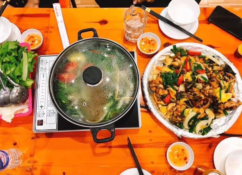 Nhà hàng Thái Bình
