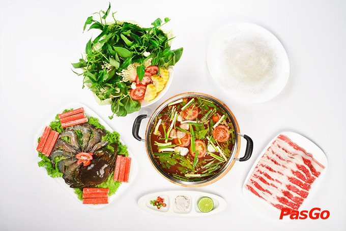 Nhà hàng Thái Blah Blah - Nguyễn Hữu Cảnh