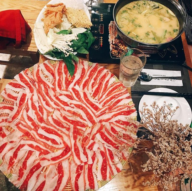 Nhà hàng Thái - Chai Talay