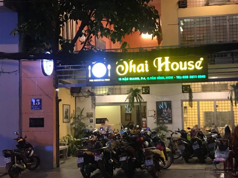 Nhà hàng Thái House