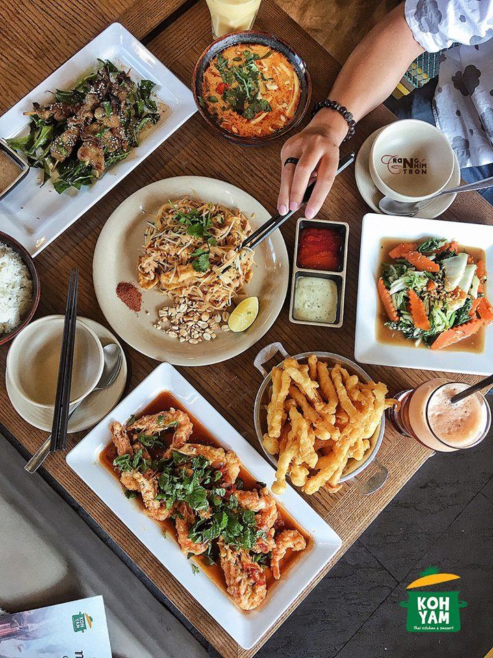 Nhà hàng THAI KOH YAM
