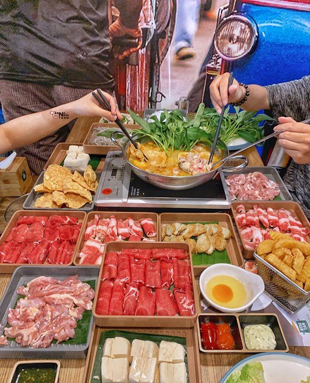 Bếp Thái Koh Yam