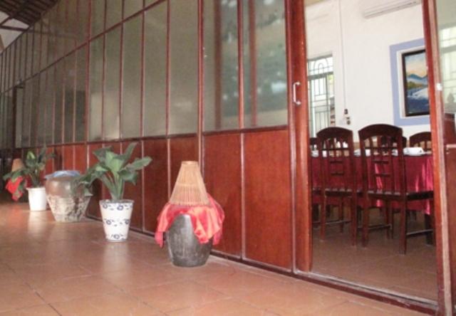Nhà hàng Thái Sơn
