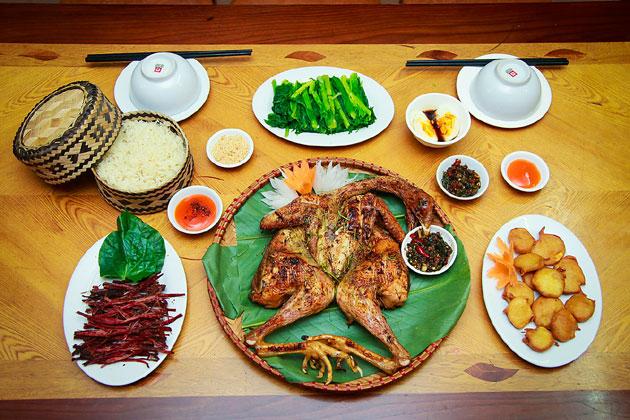Nhà hàng Thanh Râu