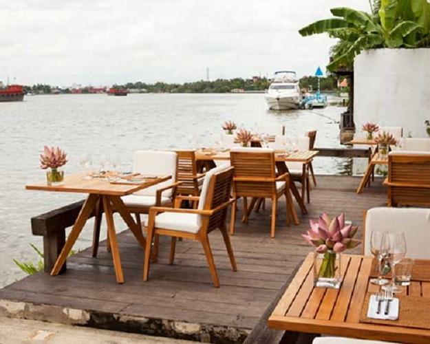 Nhà hàng The Deck Sài Gòn