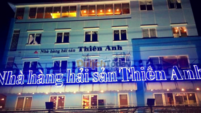 Nhà hàng hải sản Thiên Anh
