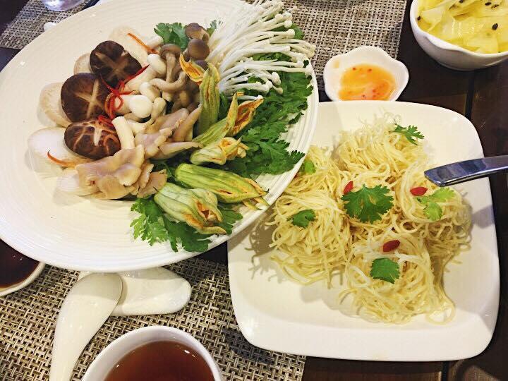 Nhà hàng Thiên Quốc Chay