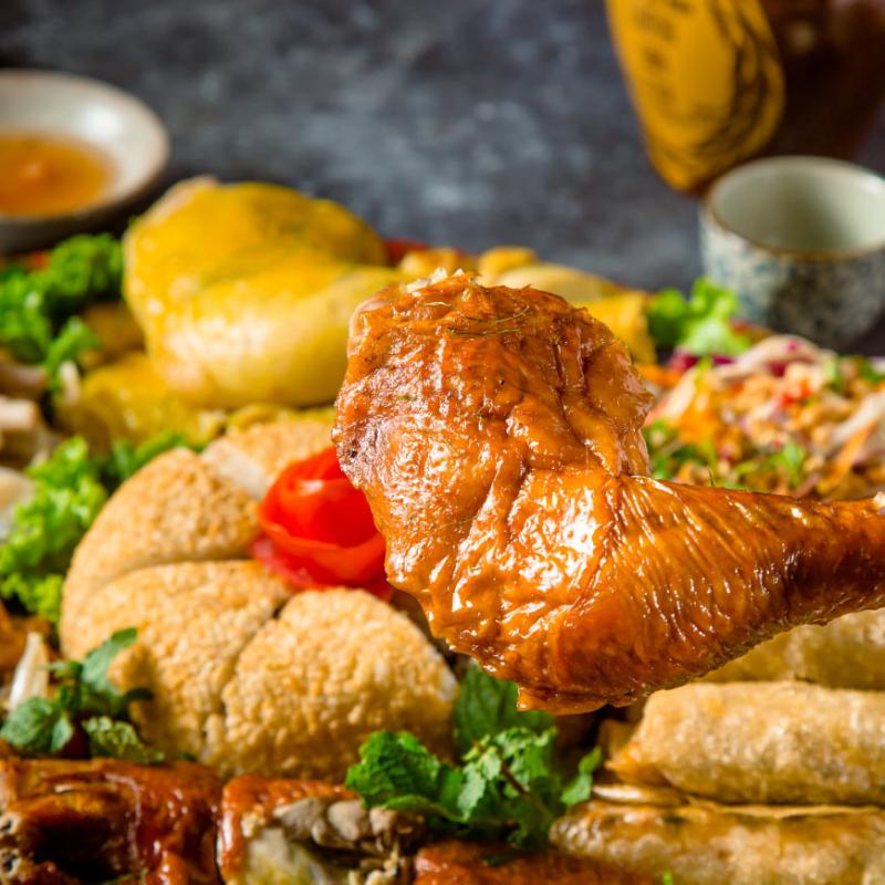 Nhà hàng Thiên Trúc - Nguyễn Trãi
