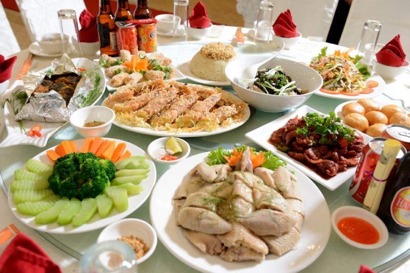 Nhà hàng Thoáng Việt mang đến những bữa tiệc ẩm thực đặc sắc