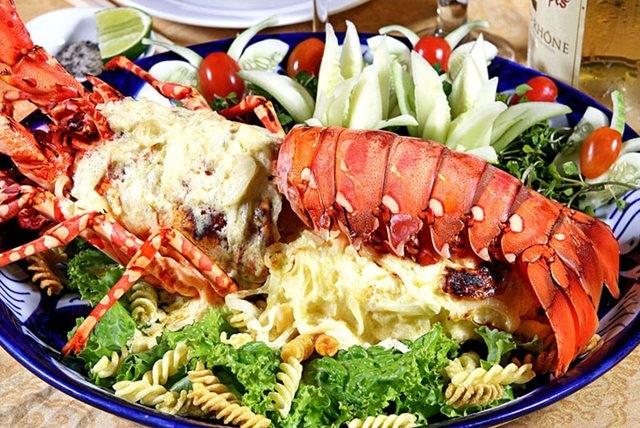 Nhà hàng Thùy Dương - quán ăn ngon nhất đường Phạm Văn Đồng, Nha Trang