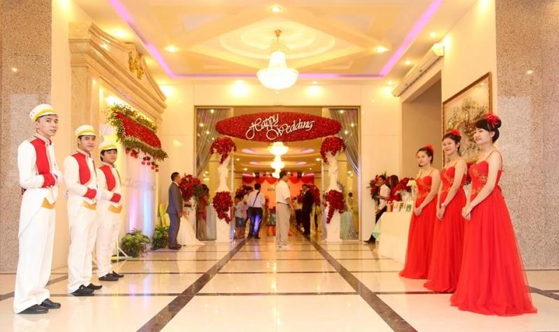 Top 9 nhà hàng tổ chức tiệc cưới tốt nhất tại Biên Hòa, Đồng Nai