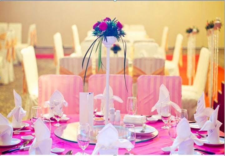 Nhà hàng tiệc cưới Âu Cơ - Nhà hàng tiệc cưới nổi tiếng nhất Nha Trang