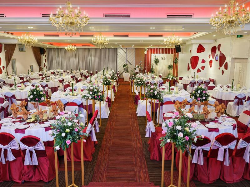 Trung tâm Hội nghị - Tiệc cưới Callary