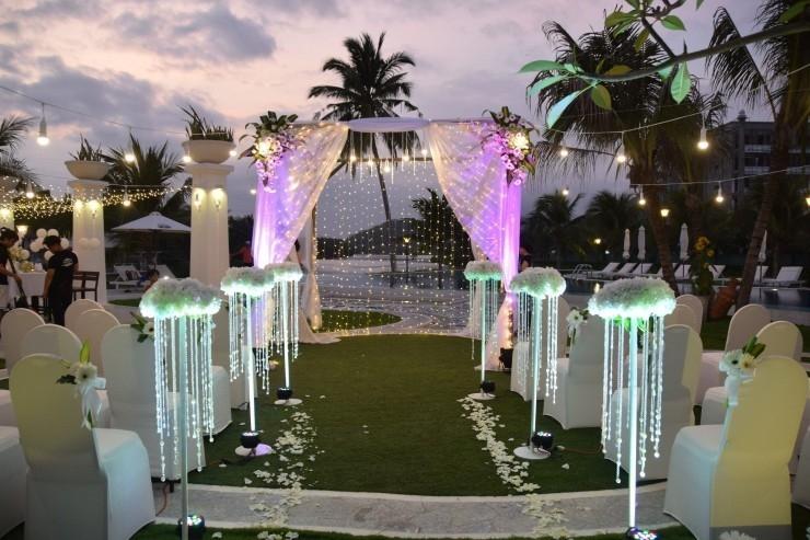 Nhà hàng tiệc cưới Champa Island - Nhà hàng tiệc cưới nổi tiếng nhất Nha Trang