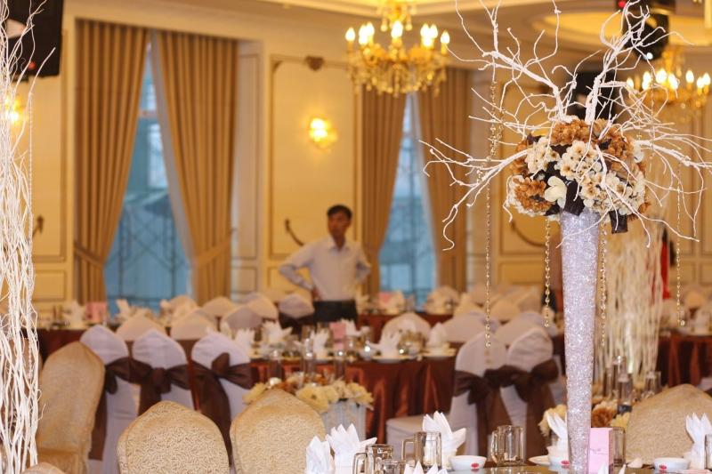 Nhà hàng tiệc cưới Đèn Lồng Đỏ - Nhà hàng tiệc cưới nổi tiếng nhất Nha Trang