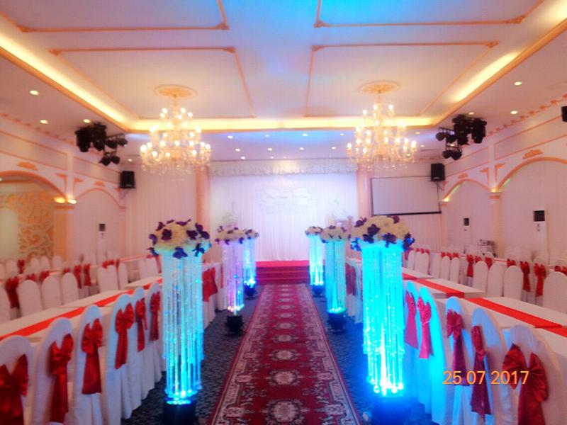 Nhà hàng tiệc cưới Cung Đình