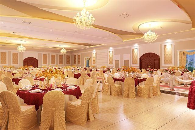 Nhà hàng tiêc cưới Eros Palace
