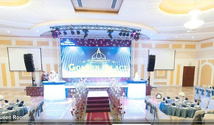 Nhà hàng tiệc cưới Golden Palace