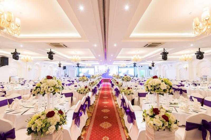 Nhà hàng tiệc cưới Hương Phố