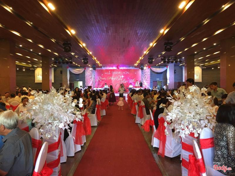 Top 7 Nhà hàng tiệc cưới sang chảnh ở Kon Tum