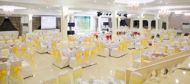 Nhà hàng tiệc cưới Lan Rừng