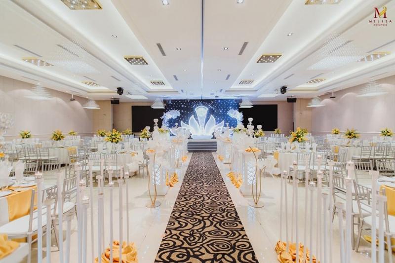 Nhà hàng tiệc cưới Melisa Center