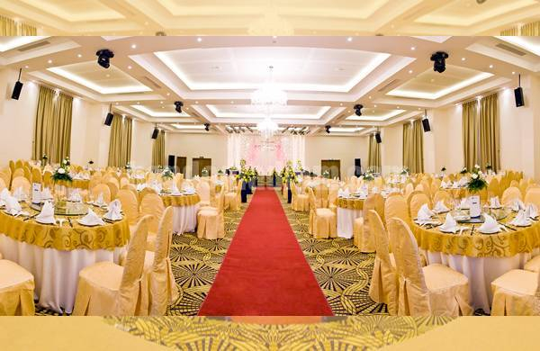 Nhà hàng tiệc cưới Minh Anh
