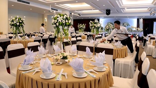 Nhà hàng tiệc cưới Mondial Huế