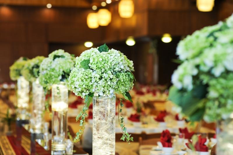 Nhà hàng tiệc cưới Monet Garden Villa