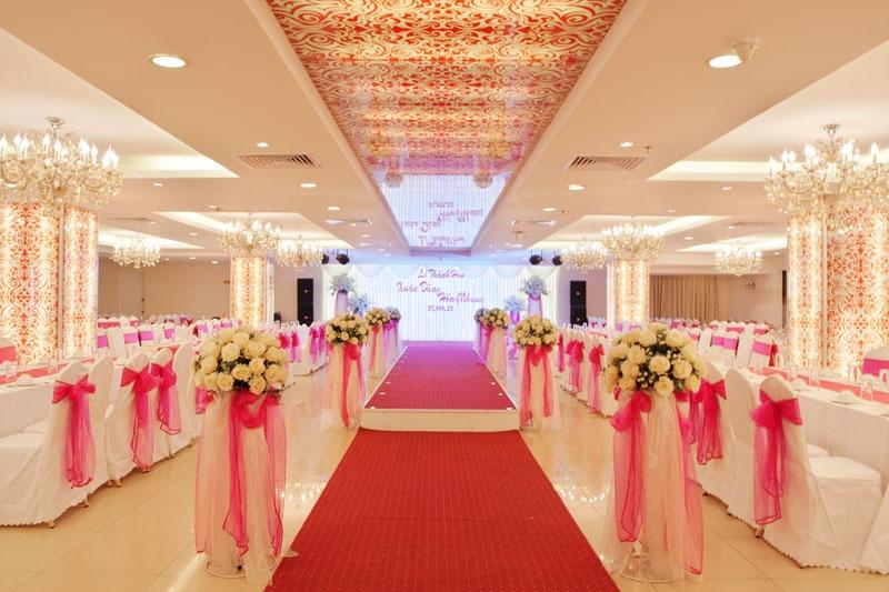 Top 10 nhà hàng tiệc cưới nổi tiếng nhất Nha Trang