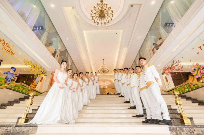Top 8 nhà hàng tiệc cưới nổi tiếng nhất tại Quảng Ninh