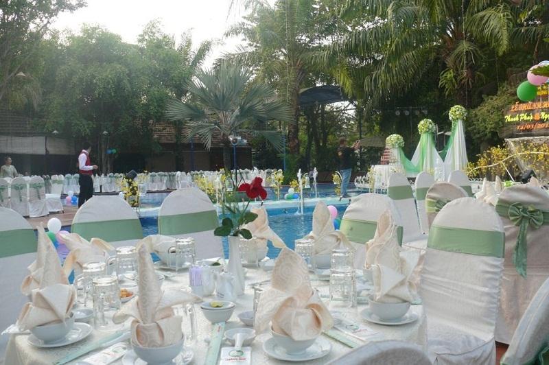 Nhà hàng tiệc cưới Phương Nam