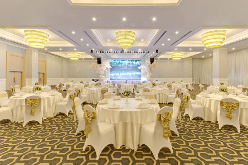 Nhà hàng tiệc cưới The Adora Luxury