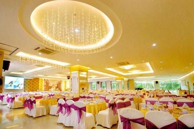 Nhà hàng tiệc cưới The Light - Nhà hàng tiệc cưới nổi tiếng nhất Nha Trang