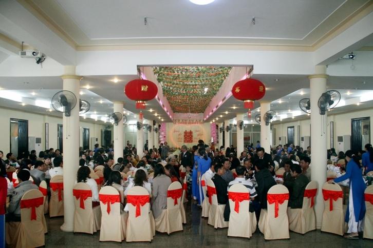Nhà hàng Tiệc Cưới Trúc Xanh