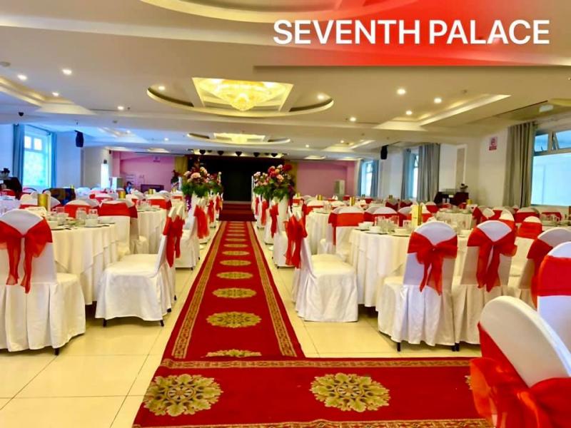 Nhà hàng tiệc cưới và sự kiện Seventh Palace