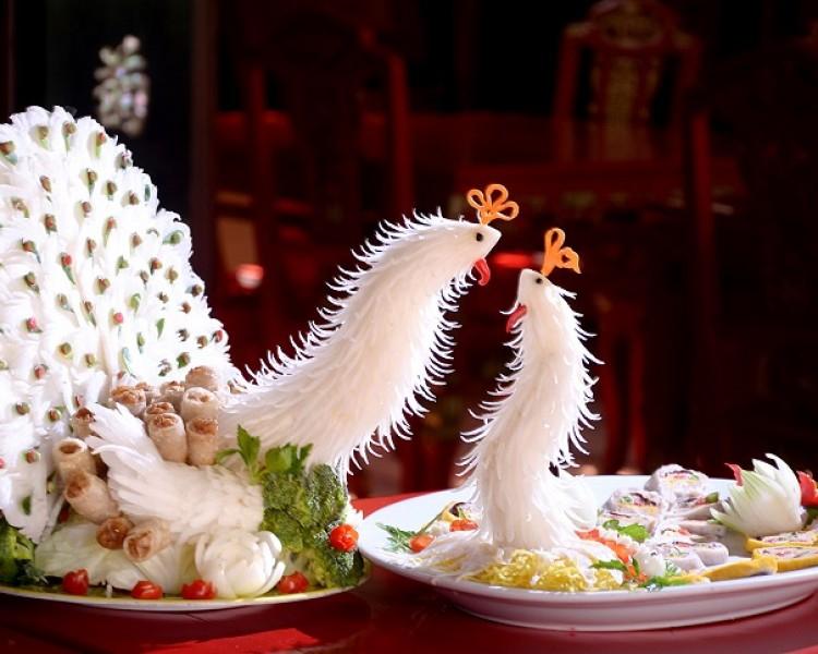 Tịnh Gia Viên với món ăn đậm chất Huế