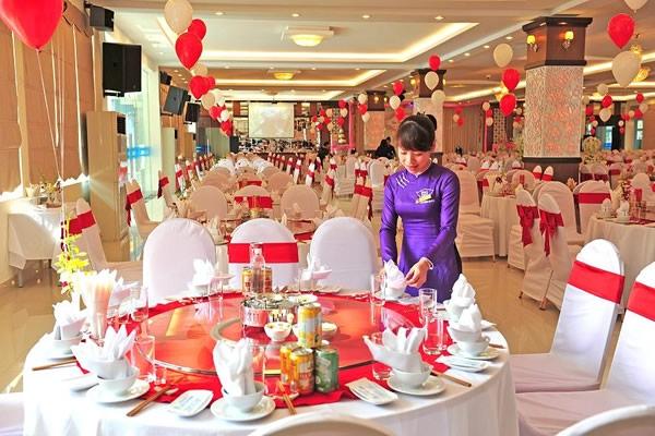 Nhà hàng tổ chức tiệc cưới Duy Tân
