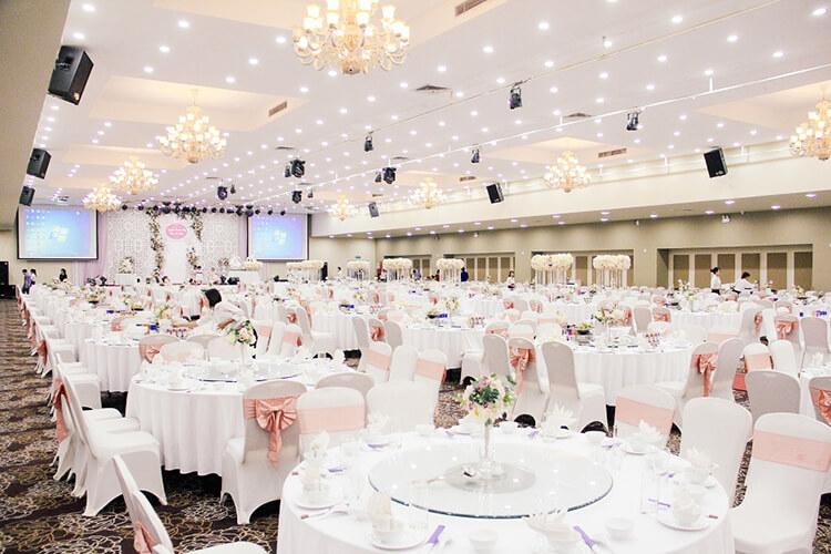 Top 7 Nhà hàng tổ chức tiệc cưới nổi tiếng tại quận Đống Đa, Hà Nội
